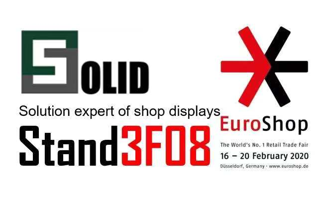 Meet in the world's No.1 retail trade fair EUROSHOP